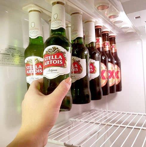 Ordnung im Kühlschrank! Magnet-Flaschenhalter im Doppelpack ab 7,02 Euro inkl. Lieferung!