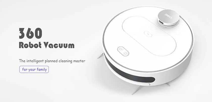 360 S6 Saugroboter Vacuum Cleaner