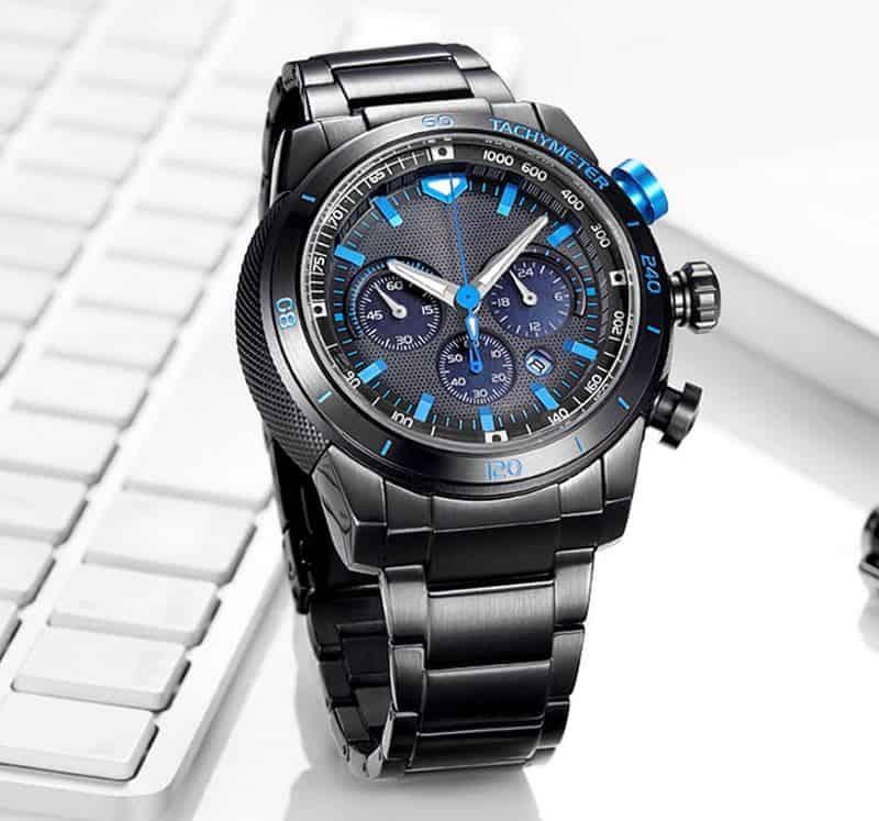 Light Kinetic Energy Watch? TwentySeventeen Solar-Uhr von Xiaomi Youpin!