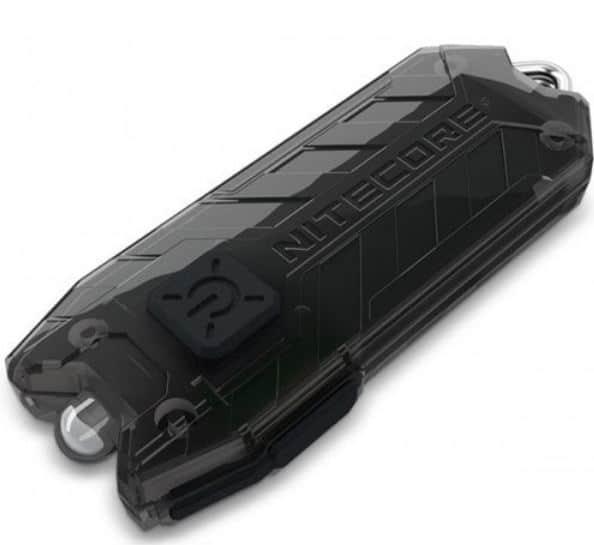 Per USB-Aufladbare LED-Lampe Nitecore Tube in Schwarz mit Gutschein für nur 5,01 Euro bei Gearbest!