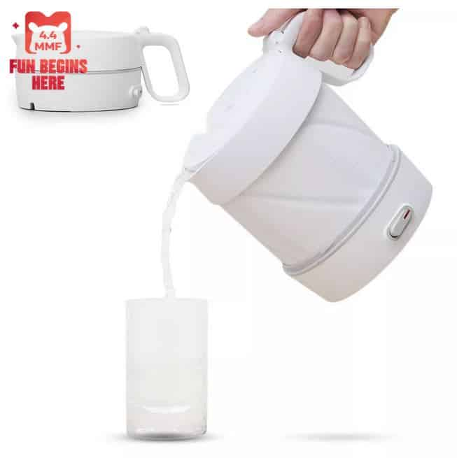 XIAOMI HL faltbarer Reise-Wasserkocher mit Gutschein für 23,43 Euro inkl. Versand!