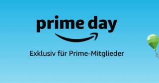 Nur heute und morgen! Amazon Prime Day mit vielen Angeboten und Rabatten