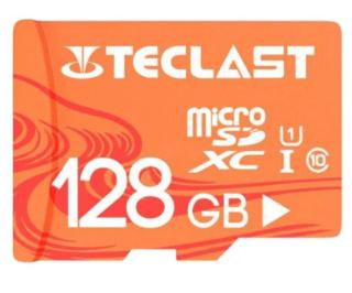 Teclast 128GB Micro SD Karte UHS – 1 für 15,13 Euro inkl. Versand