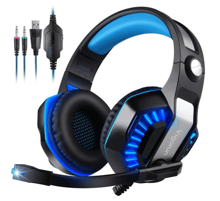Vigorun GameK2 Gaming Headset für 15,85 Euro bei Amazon