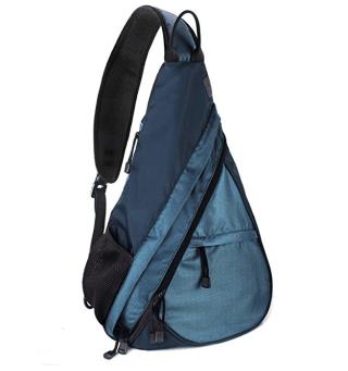 Wieder da: Unigear Sling-Rucksack mit verstellbarem Schultergurt für 8,99 Euro