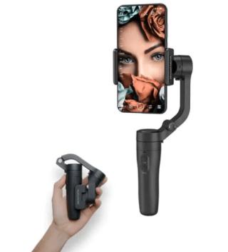 FEIYUTECH VLOG 3-Achsen Handheld Gimbal für 56,47 Euro