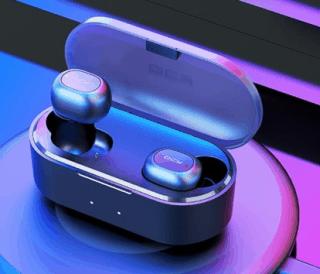 QCY T2S TWS Bluetooth 5.0 Kopfhörer mit 800 mAh Ladebox