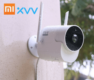Xiaomi Outdoor Sicherheitskamera für kleines Geld: Die Youpin Xiaovv 1080p Full-HD