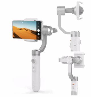 Wackelfrei filmen mit dem Smartphone: Mit dem Xiaomi Mijia SJYT01FM 3-Achsen Handheld Gimbal
