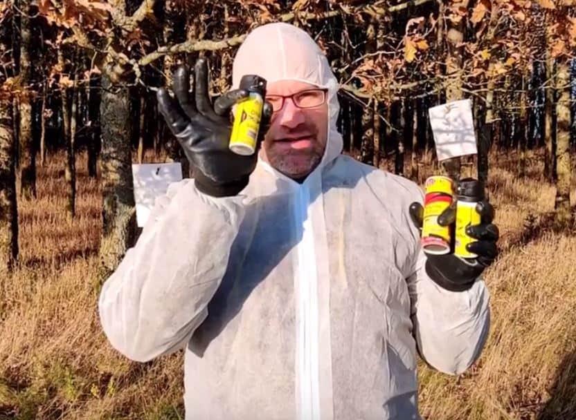 VIDEO + GUTSCHEIN! Die Handgranate XXL Power und das neue TIER Abwehr von Help Me Deutschland im Test!