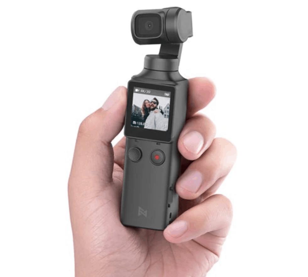 FIMI PALM 3-Achsen 4K HD Handheld-Gimbal-Kamera für 144,22 Euro bei Banggood