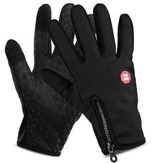Verschiedene Wasser- und windabweisende Lixada Touchscreen Handschuhe für 6,99 Euro bei Amazon
