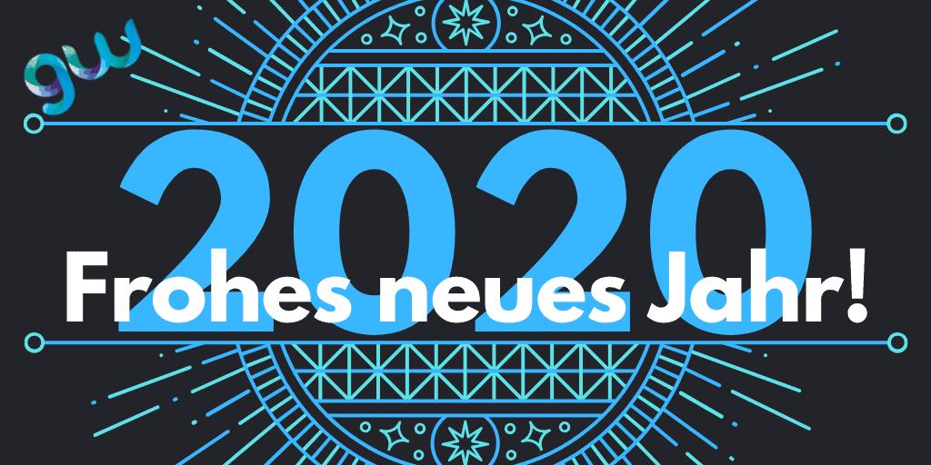 Gadgetwelt wünscht euch einen guten Rutsch und ein frohes neues Jahr 2020
