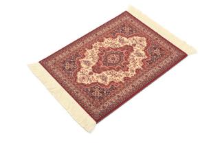 Ein echter Perser für den Schreibtisch – das Teppich Mauspad