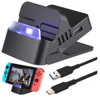 Zacro Dockingstation für Nintendo Switch mit Kühlung für 15,92 Euro bei Amazon