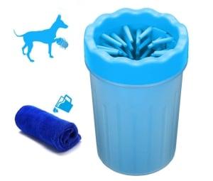 Focuspet Hunde Pfotenreiniger 10x10x15 cm für 8,99 Euro bei Amazon