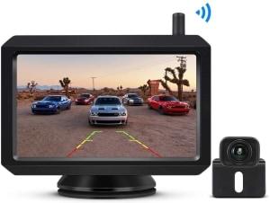 BOSCAM K7 Wireless Rückfahrkamera Set mit Funksender für 68,39 Euro