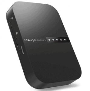 RAVPower Filehub Reise WiFi Router AC750 mit NAS-Funktion für 39,99 Euro
