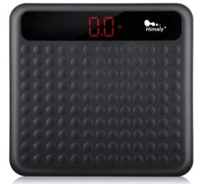 Himaly Digitale Personenwaage bis 180kg für nur 10,99 Euro bei Amazon