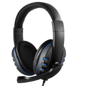 Benkeg Gaming Headset mit 3,5mm Klinkenanschluss für 13,99 Euro bei Amazon