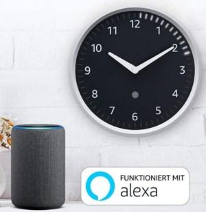 Amazon Echo Wall Clock – die Smarte Wandur