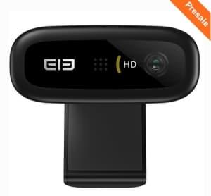 Elephone Ecam X 1080P HD Webcam für 13,99 Euro