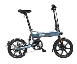 Faltbares E-Bike FIIDO D2S mit 16″ Rädern, 6-Gang Schaltung, 250W Motor und 7,8 Ah Akku