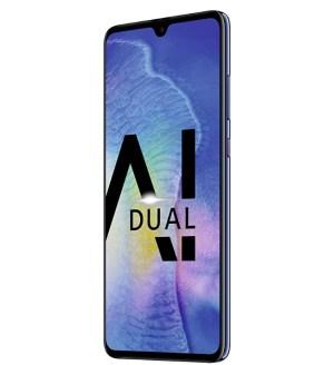 Super: Huawei Mate20 Dual-SIM Smartphone inkl. USB-C Adapter für nur 289,- Euro bei Amazon