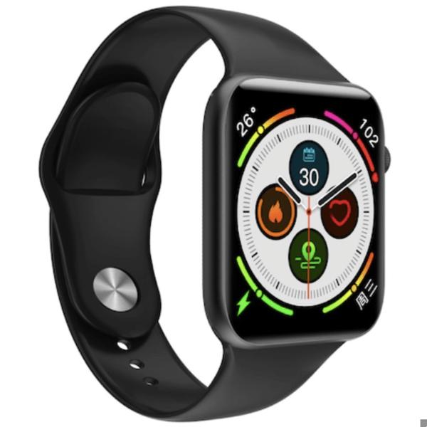 ELEPHONE W6 1.54″ Smartwatch, Bluetooth 5.0 für Android und iOS nur 27,21 Euro