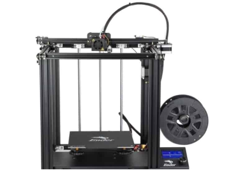 Creality 3D Ender-5 3D-Drucker für nur 239,99 Euro aus Deutschland