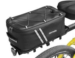 Wasserfeste Leepesx 7L Fahrrad-Gepäckträgertasche für 18,99 Euro