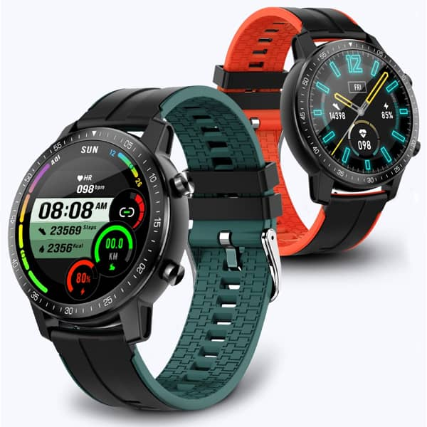 SENBONO 2020 Sport Smartwatch S30 Fitnesstracker – Wasserdicht IP68 nur 17,20 Euro inkl. Versand