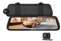 BOSCAM R2 Spiegel Dashcam mit 9,35″ Display und 1080P Rückfahrkamera für 84,49 Euro