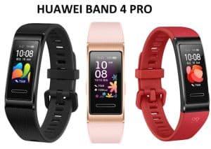 Huawei Band 4 PRO Smart Watch (Fitness Tracker mit Touchscreen) für nur 49,84 Euro inkl. Versand