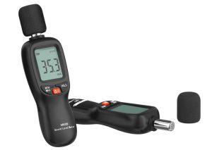 FesjoySchallpegelmesser 30-130 dB (A) (LCD Anzeige) für nur 13,99 Euro inkl. Versand