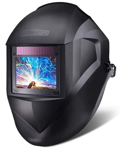Tacklife PAH03D Automatik Schweißhelm (4 Sensoren) für nur 49,99 Euro inkl. Versand