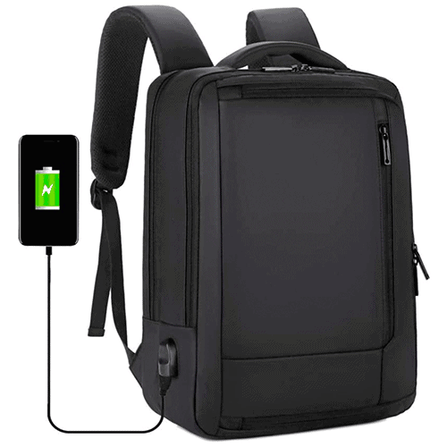 Docooler Wasserdichter Rucksack mit USB-Anschluss für nur 13,99 Euro inkl. Versand