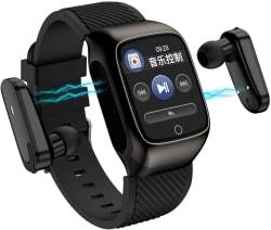 Docooler 2 in 1 Smartwatch mit integrierten TWS In-Ears für nur 35,99 Euro inkl. Versand