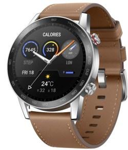 HONOR Smartwatch Magic Watch 2 46 mm in Flax Brown für 132,99 Euro