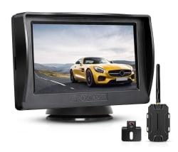 BOSCAM K1 Wireless Rückfahrkamera und Monitor Set für nur 56,69 Euro statt 80,99 Euro