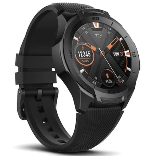 TicWatch S2 Wear OS Smartwatch AMOLED WLAN GPS wasserdicht 5 ATM nur 108,36 Euro inkl. Versand
