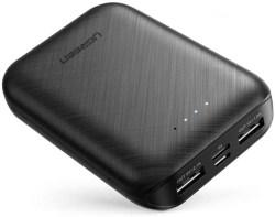 UGREEN 10000mAh Powerbank mit 2 USB Ports für nur 6,49 Euro