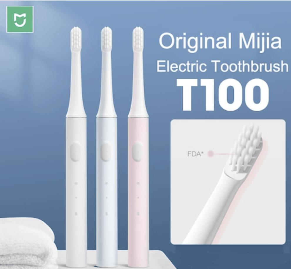 Xiaomi Mijia Sonic T100 Elektrische Zahnbürste nur 7,66 Euro