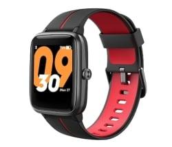 Mobvoi TicKasa Smartwatch mit GPS, Herzfrequenzmesser und 45 Tagen Akkulaufzeit