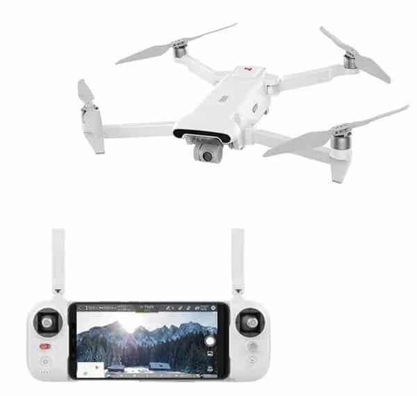 Xiaomi FIMI X8 SE 2020 Drohne mit 4K Kamera und 35 Minuten Flugzeit für 329,58 Euro inkl. Priority Versand