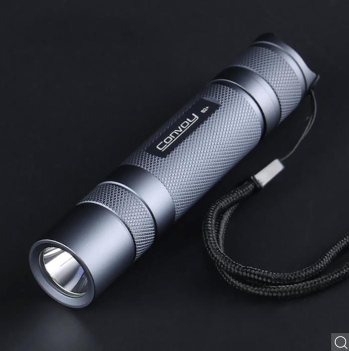 Pricedrop! Convoy S2+ SST40 LED-Taschenlampe 1800lm 5000/6500K nur noch 13,15 Euro inkl. Versand