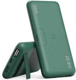 GIM 20000mAh Qi Powerbank mit Quick Charge 3.0 und USB C für 25,99 Euro