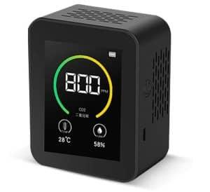 Gecheer CO2 Messgerät für nur 35,99 Euro inkl. Versand