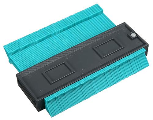 Wieder da: Konturenlehre (120mm) Messgerät für unregelmäßige Konturen nur 3,60 Euro bei Amazon