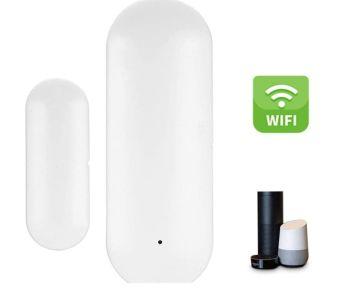 Wieder da: Owsoo wireless Türfenstersensor (Alexa kompatibel) für 8,99 Euro